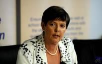 Gauteng MEC for Education Barbara Creecy. Picture: SAPA.