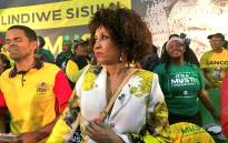 FILE: ANC presidential hopeful Lindiwe Sisulu at an event in Kliptown on 22 July 2017. Picture: Katleho Sekhotho/EWN