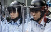 Pro-democracy protests in Hong Kong. Picture: Bridgette Hall