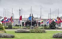 FILE: Nato's headquarters in Brussels, Belgium. Picture: Nato/Facebook