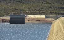 A view of Berg River Dam. Picture: www.capetown.gov.za