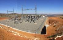 The Jasper and Lesidi solar energy plants in the Northern Cape. Picture: Xolani Koyana/EWN.