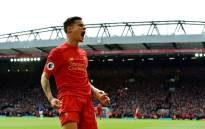 Philippe Coutinho inspired Liverpool to a comfortable 3-1 home win over Everton on Saturday 1 April 2017. Picture: Twitter @LFC
