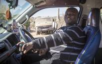 FILE: A taxi driver. Picture: Thomas Holder/EWN