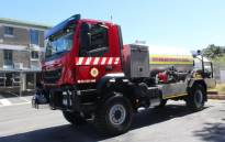 Cape Winelands District Municipality Fire Services has received this truck, that will assist firefighters during the fire season. Picture: Facebook.com