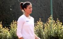 French Open champion Garbine Muguruza. Picture: Twitter/@GarbiMuguruza.
