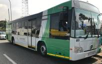 FILE: A new Ekhuruleni BRT bus being launched in Kempton Park. Picture: Kgothatso Mogale/EWN