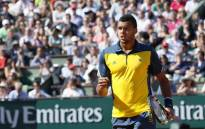 FILE: Jo-Wilfried Tsonga of France. Picture: AFP.