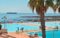 The Sea Point municipal pool. Picture: City of Cape Town