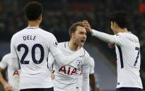 Both goals Harry Kane and Son Heung-min sent Tottenham Hotspur to a 4-0 win over Everton. Picture: Twitter @SpursOfficial.