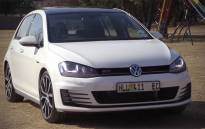 Jacob Moshokoa takes the Golf 7 GTi Performance package through its paces to see exactly what's the difference between this offering, the standard GTI and the top of the range R line.Picture: Kgothatso Mogale/EWN