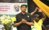 Gauteng ANC provincial secretary Hope Papo. Picture: Twitter/@GautengANC