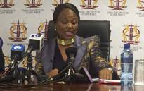 FILE: Public Protector Advocate Busisiwe Mkhwebane. Picture: Kgothatso Mogale/EWN.