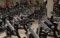 FILE: Gym equipment. Picture: Karabo Leopeng.