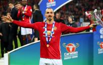 FILE: Manchester United's Zlatan Ibrahimovic. Picture: Facebook.