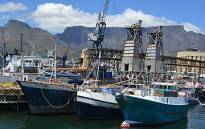 FILE: Fishing boats in Cape Town. Picture: EWN