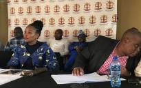 Public Protector Busisiwe Mkhwebane in KwaZulu-Natal as a part of her countrywide roadshow. Picture: Ziyanda Ngcobo/EWN.