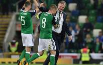Northern Ireland soccer team. Picture: @FIFAWorldCup.