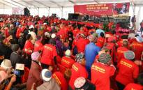 The EFF's memorial service for Winnie Madikizela-Mandela. Picture: Supplied.