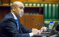 FILE: National Director of Public Prosecutions Shaun Abrahams speaks in Parliament. Picture: Anthony Molyneaux/EWN