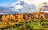 The town of Pitigliano in Tuscany's Maremma region. Picture: Shutterstock.