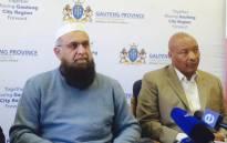 FILE: Gauteng Transport MEC Ismail Vadi. Picture: EWN.