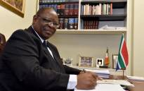 Deputy Chief Justice Ray Zondo. Picture: GCIS.