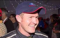 South African rally driver Mark Cronje says he's honoured to be representing the nation in the World Rallycross Championship. Picture: Twitter/@Cronje24