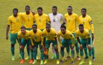 The Amajita have progressed to the semi-finals of the U20 AFCON Picture: Twitter @SAFA_net