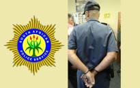 A 45-year-old officer from Pinelands Police Station was arrested for allegedly cooking the blood of drunken drivers in order to extort money from them. Picture: Saps/EWN