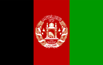 Afghanistan flag. Picture: Wikimedia Commons.