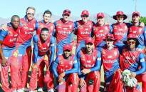 Highveld Lions coach Geoffrey Toyana has praised his players despite losing to Warriors in their T20 Challenge Qualifier at St George's Park in Port Elizabeth. Picture: Twitter/@Geoff_Cricket.
