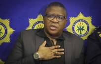 FILE: Police Minister Fikile Mbalula. Picture: Cindy Archillies/EWN