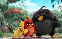 The Angry Birds movie. Picture: Facebook.