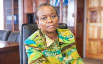 Gauteng Health MEC Gwen Ramokgopa. Picture: Kgothatso Mogale/EWN
