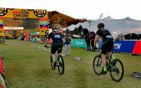 Riders participate in the Cape Epic. Picture: @CapeEpic/Twitter