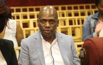 Hlaudi Motsoeneng in the labour court on 8 September 2017. Picture: Christa Eybers/EWN