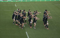 FILE:The All Blacks perform the Haka before a game against the Springboks at Ellis Park in Johannesburg. Picture: Christa Eybers/EWN.