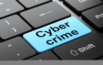 Cyber-crime. Picture: AFP.
