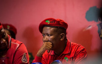 FILE: EFF leaders Julius Malema addresses the media at a press conference at the party's head office in Johannesburg. Picture: Reinart Toerien/EWN.
