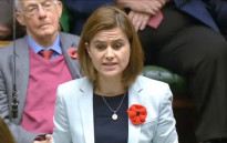 FILE: Labour party member of parliament Jo Cox speaks during a session in the House of Commons in central London on 17 November 2015. Picture: AFP.