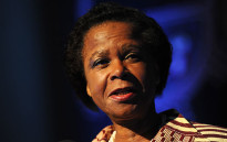 Dr Mamphela Ramphele speaks at Wits University in Johannesburg on 25 April 2013. Picture: Sapa.