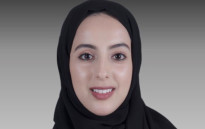 An undated handout image made available by United Arab Emirates News Agency (WAM) on 10 February 2016 shows 22-year old Shamma al-Mazrouei, who was appointed as the United Arab Emirates' new state minister for youth. Picture: Stringer/Wam/AFP.