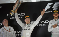 FILE: World champion Nico Rosberg. Picture: AFP.