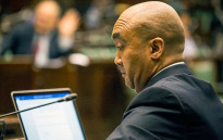 FILE: NPA director Shaun Abrahams takes questions from MPs about the recent charges against Minister of Finance Pravin Gordhan. Picture: Anthony Molyneaux/EWN.
