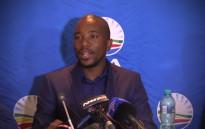 FILE: DA leader Mmusi Maimane. Picture: Kgothatso Mogale/EWN