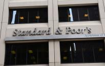 FILE: Credit rating agency Standard & Poor's. Picture: AFP.
