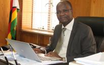 "Zimbabwe's Higher Education and Training Minister, Professor Jonathan Moyo. Picture: @ProfJNMoyo via Twitter"""