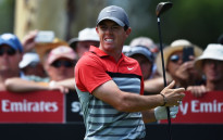 Rory McIlroy of Northern Ireland tees off at the 16th hole during the final round of the Australian Open golf tournament at the Australian Golf Club in Sydney on 30 November 2014. Picture: AFP.