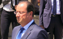 French President Franois Hollande visited the Hector Pieterson museum in Soweto on 15 October 2013 as part of his trip to South Africa. Picture: Reinart Toerien.